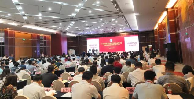 鸿盛环保集团参加中国环境保护产业协会第五届理事会第四次会议暨第八次常务理事会议