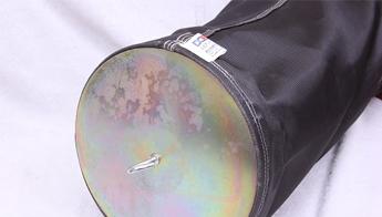 除尘布袋一般会做哪功能性后处理