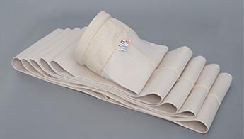 除尘布袋进行的换袋工作的实际操作